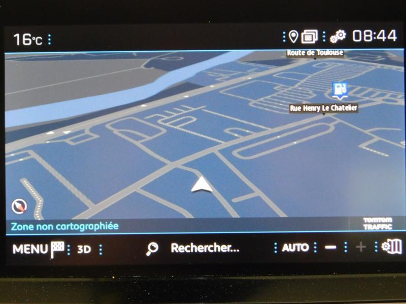 Photo 9 de l'offre de PEUGEOT 208 1.2 PureTech 100ch S&S Allure à 19690€ chez Autovia Véhicules Multimarques