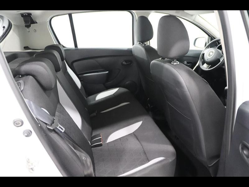 Photo 3 de l'offre de DACIA Sandero 0.9 TCe 90ch Stepway à 10990€ chez Autovia Véhicules Multimarques