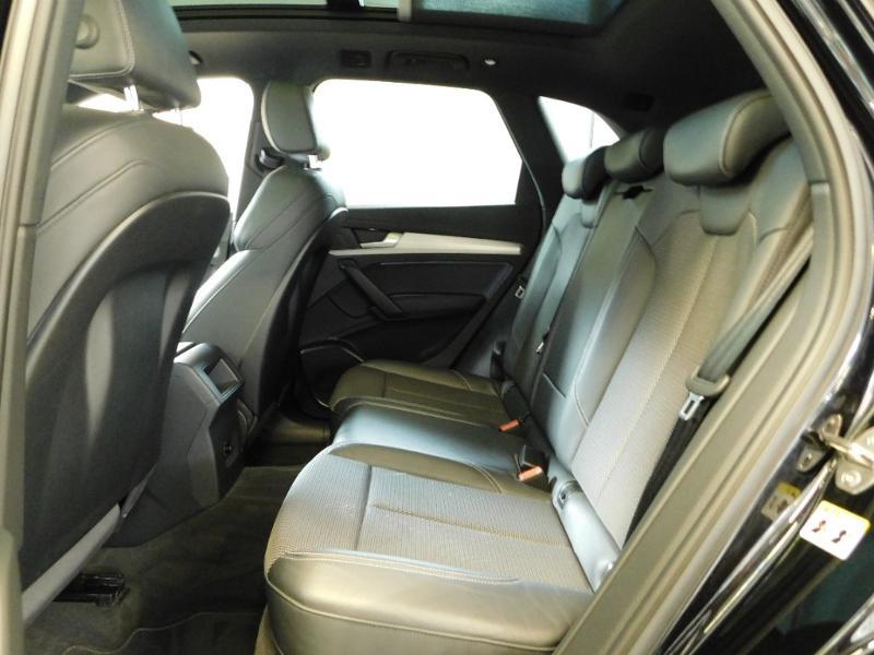 Photo 3 de l'offre de AUDI Q5 2.0 TDI 190ch S line quattro S tronic 7 à 37500€ chez Autovia Véhicules Multimarques