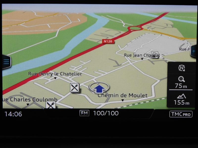 Photo 20 de l'offre de AUDI Q5 2.0 TDI 190ch S line quattro S tronic 7 à 37500€ chez Autovia Véhicules Multimarques