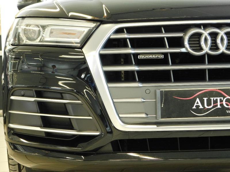 Photo 7 de l'offre de AUDI Q5 2.0 TDI 190ch S line quattro S tronic 7 à 37500€ chez Autovia Véhicules Multimarques
