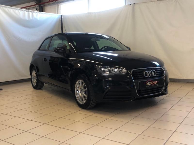Audi A1 1.2 TFSI 86ch Ambiente Essence NOIR Occasion à vendre