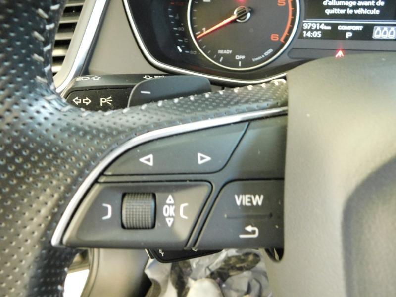 Photo 17 de l'offre de AUDI Q5 2.0 TDI 190ch S line quattro S tronic 7 à 37500€ chez Autovia Véhicules Multimarques