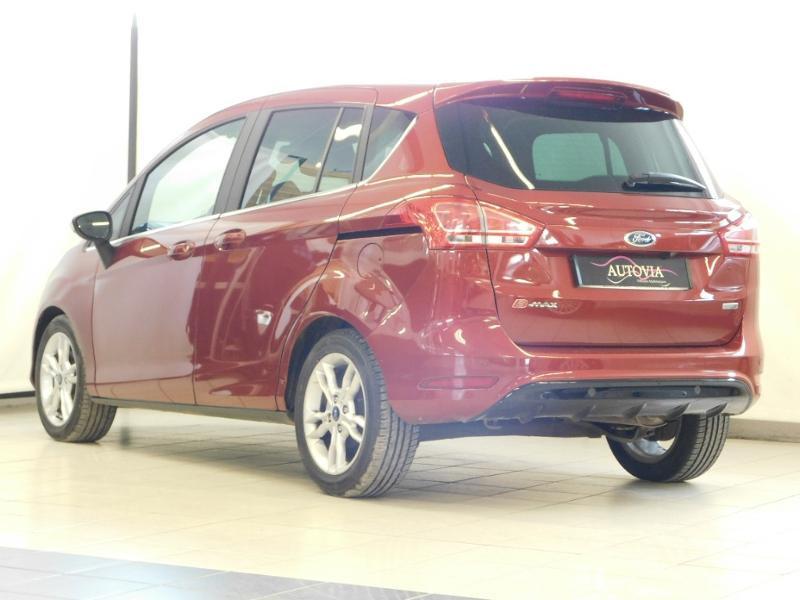 Photo 6 de l'offre de FORD B-MAX 1.0 SCTi 100ch EcoBoost Stop&Start Edition à 11290€ chez Autovia Véhicules Multimarques