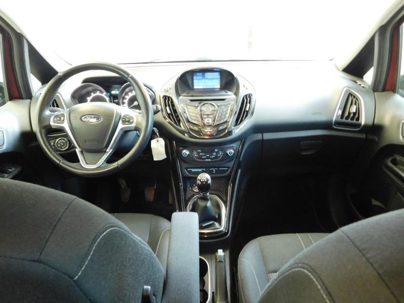 Photo 2 de l'offre de FORD B-MAX 1.0 SCTi 100ch EcoBoost Stop&Start Edition à 11290€ chez Autovia Véhicules Multimarques