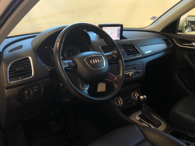 Photo 11 de l'offre de AUDI Q3 2.0 TDI 177ch Ambition Luxe quattro S tronic 7 à 22990€ chez Autovia Véhicules Multimarques