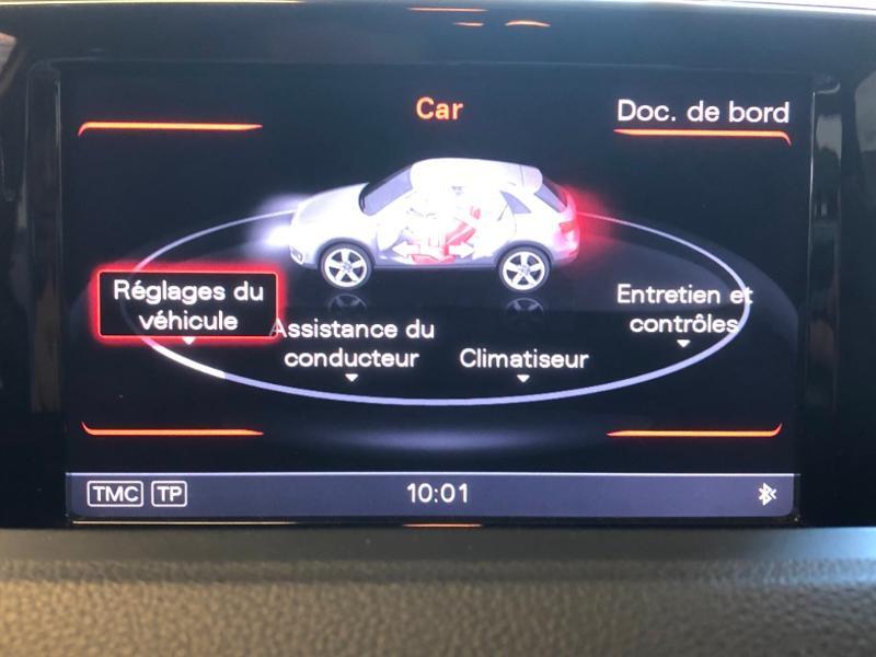 Photo 22 de l'offre de AUDI Q3 2.0 TDI 177ch Ambition Luxe quattro S tronic 7 à 22990€ chez Autovia Véhicules Multimarques