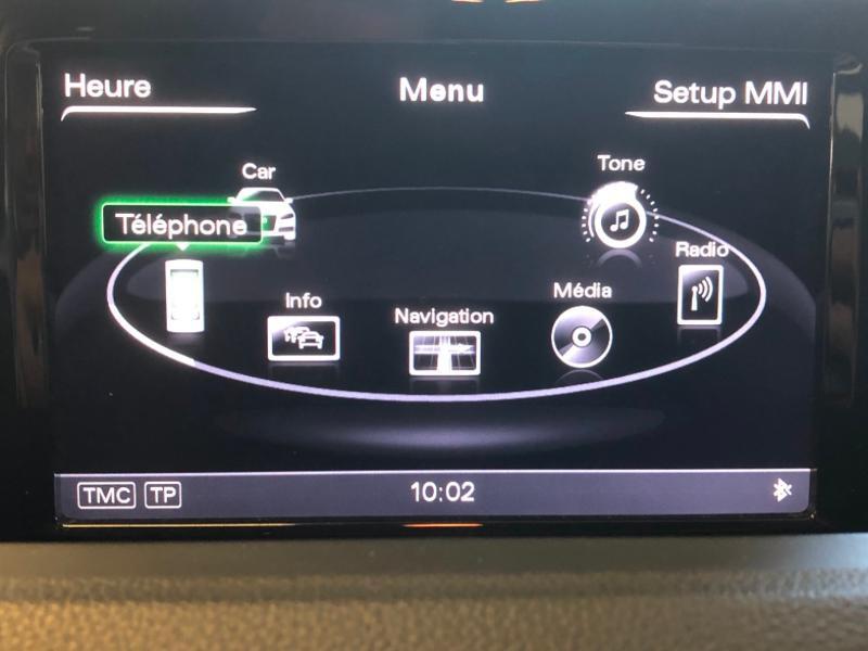 Photo 21 de l'offre de AUDI Q3 2.0 TDI 177ch Ambition Luxe quattro S tronic 7 à 22990€ chez Autovia Véhicules Multimarques