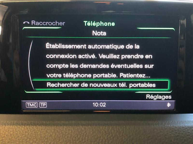 Photo 10 de l'offre de AUDI Q3 2.0 TDI 177ch Ambition Luxe quattro S tronic 7 à 22990€ chez Autovia Véhicules Multimarques