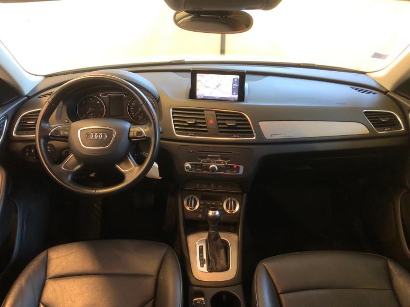 Photo 2 de l'offre de AUDI Q3 2.0 TDI 177ch Ambition Luxe quattro S tronic 7 à 22990€ chez Autovia Véhicules Multimarques