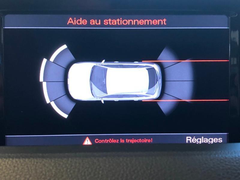 Photo 9 de l'offre de AUDI Q3 2.0 TDI 177ch Ambition Luxe quattro S tronic 7 à 22990€ chez Autovia Véhicules Multimarques
