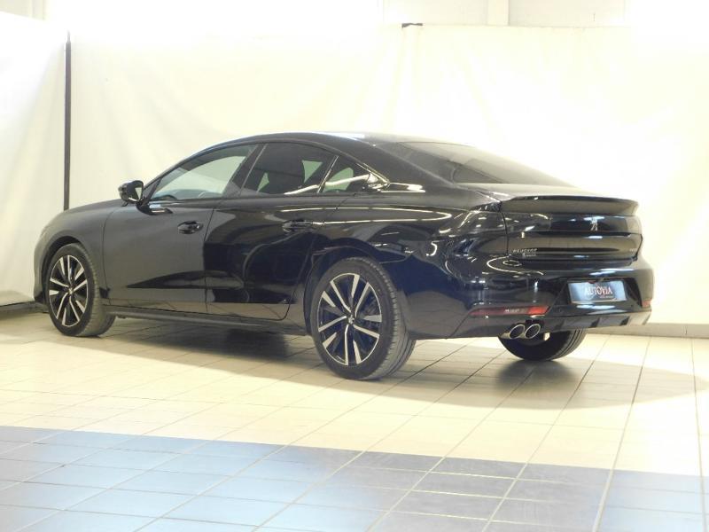 Photo 3 de l'offre de PEUGEOT 508 BlueHDi 180ch S&S GT EAT8 à 28990€ chez Autovia Véhicules Multimarques
