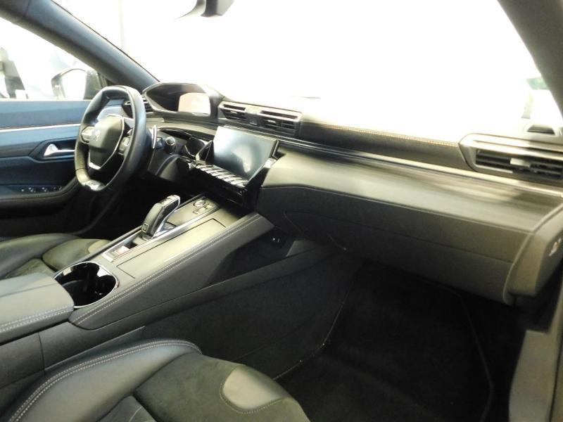 Photo 8 de l'offre de PEUGEOT 508 BlueHDi 180ch S&S GT EAT8 à 28990€ chez Autovia Véhicules Multimarques