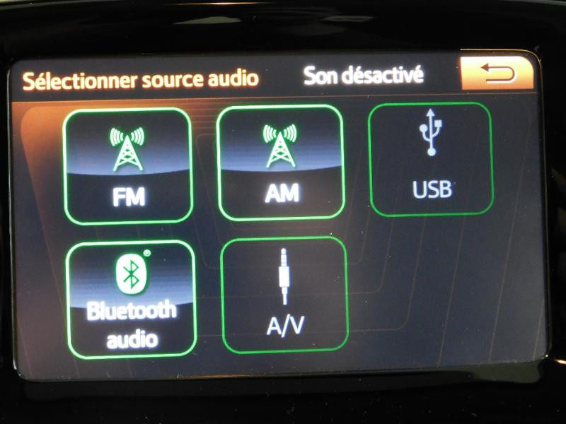 Photo 19 de l'offre de TOYOTA Aygo 1.0 VVT-i 69ch x-wave 2 5p à 9990€ chez Autovia Véhicules Multimarques