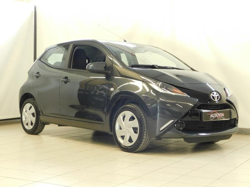 Toyota Aygo 1.0 VVT-i 69ch x-wave 2 5p Essence GRIS F Occasion à vendre