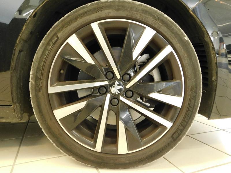 Photo 5 de l'offre de PEUGEOT 508 BlueHDi 180ch S&S GT EAT8 à 28990€ chez Autovia Véhicules Multimarques