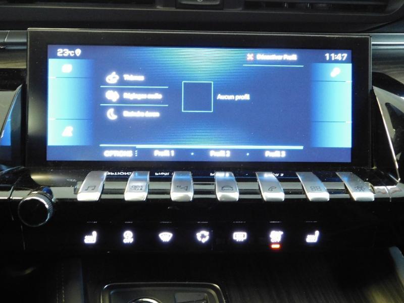Photo 20 de l'offre de PEUGEOT 508 BlueHDi 180ch S&S GT EAT8 à 28990€ chez Autovia Véhicules Multimarques