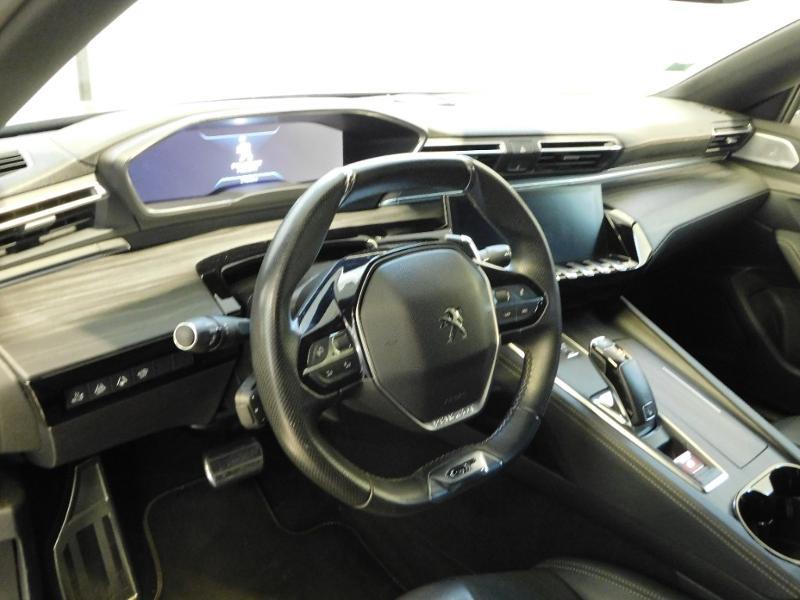 Photo 7 de l'offre de PEUGEOT 508 BlueHDi 180ch S&S GT EAT8 à 28990€ chez Autovia Véhicules Multimarques