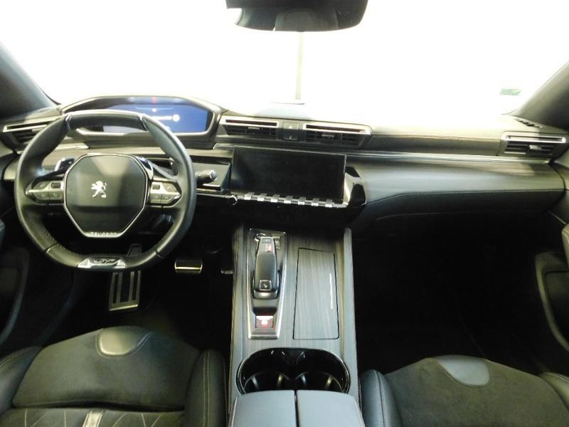 Photo 2 de l'offre de PEUGEOT 508 BlueHDi 180ch S&S GT EAT8 à 28990€ chez Autovia Véhicules Multimarques