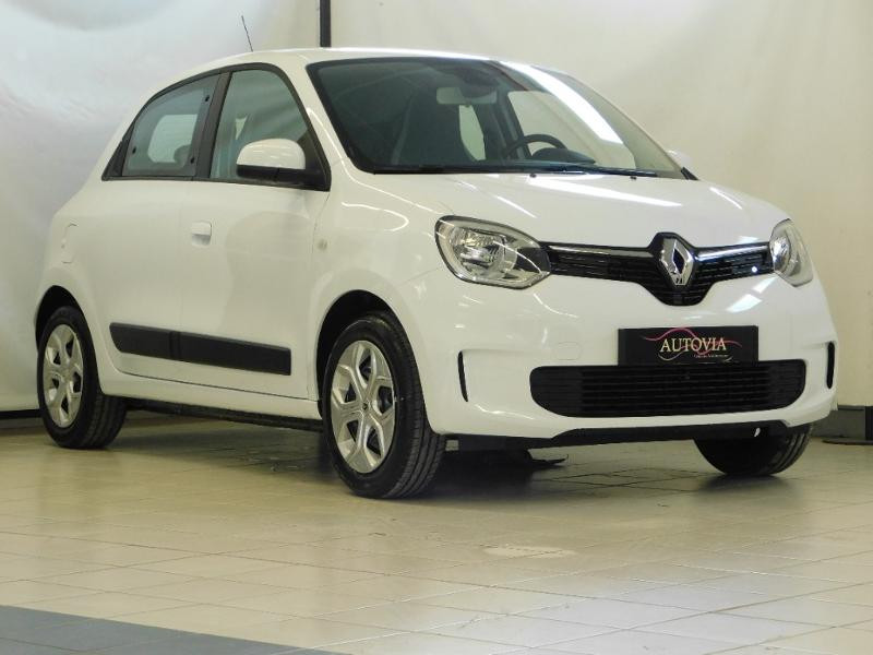 Renault Twingo 1.0 SCe 65ch Zen - 21 Essence Blanc Banquise Occasion à vendre