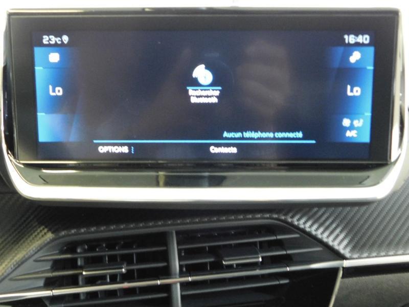 Photo 19 de l'offre de PEUGEOT 208 1.2 PureTech 100ch S&S Allure Pack EAT8 à 24690€ chez Autovia Véhicules Multimarques