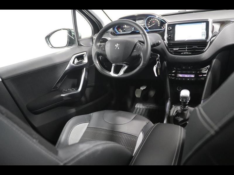 Photo 9 de l'offre de PEUGEOT 2008 1.6 e-HDi115 FAP Allure à 10890€ chez Autovia Véhicules Multimarques