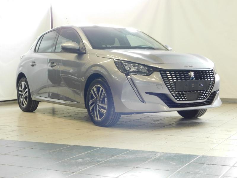 Peugeot 208 1.2 PureTech 100ch S&S Allure Pack EAT8 Essence GRIS ARTENSE Occasion à vendre