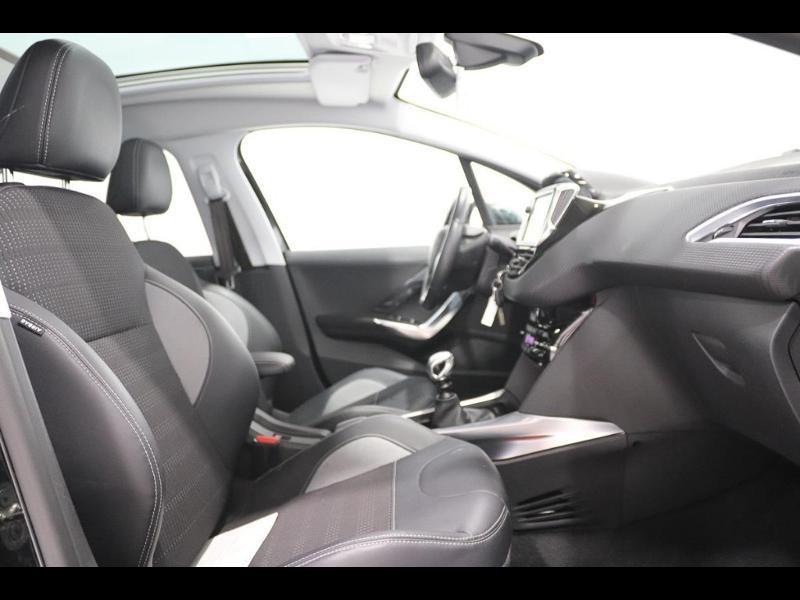 Photo 6 de l'offre de PEUGEOT 2008 1.6 e-HDi115 FAP Allure à 10890€ chez Autovia Véhicules Multimarques