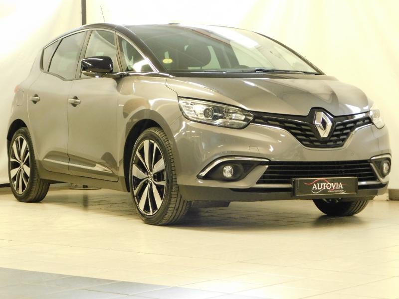 Renault Scenic 1.7 Blue dCi 120ch Limited Diesel GRIS C Occasion à vendre