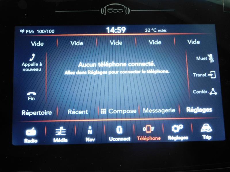 Photo 18 de l'offre de FIAT 500X 1.6 Multijet 130ch Sport à 25990€ chez Autovia Véhicules Multimarques