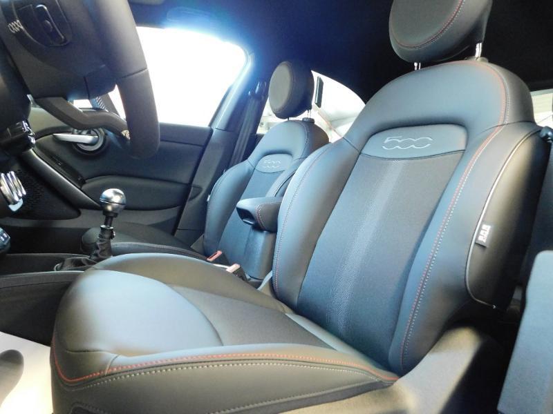 Photo 11 de l'offre de FIAT 500X 1.6 Multijet 130ch Sport à 25990€ chez Autovia Véhicules Multimarques