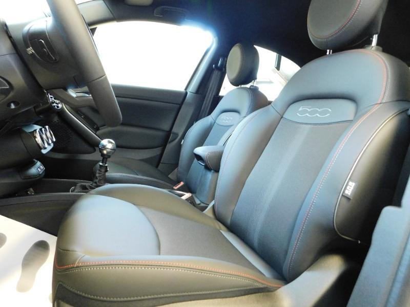 Photo 8 de l'offre de FIAT 500X 1.6 Multijet 130ch Sport à 25990€ chez Autovia Véhicules Multimarques