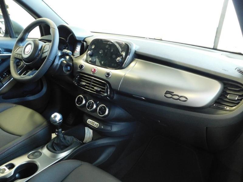 Photo 2 de l'offre de FIAT 500X 1.6 Multijet 130ch Sport à 25990€ chez Autovia Véhicules Multimarques