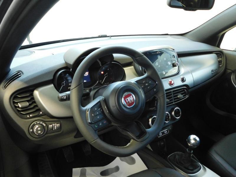 Photo 7 de l'offre de FIAT 500X 1.6 Multijet 130ch Sport à 25990€ chez Autovia Véhicules Multimarques