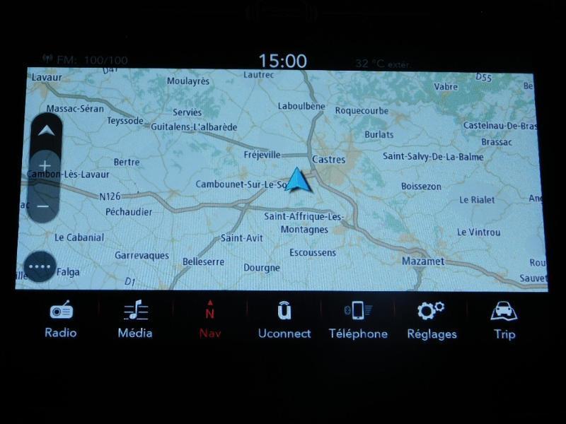 Photo 20 de l'offre de FIAT 500X 1.6 Multijet 130ch Sport à 25990€ chez Autovia Véhicules Multimarques