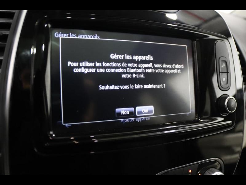 Photo 24 de l'offre de RENAULT Captur 1.2 TCe 120ch energy Intens EDC à 16990€ chez Autovia Véhicules Multimarques