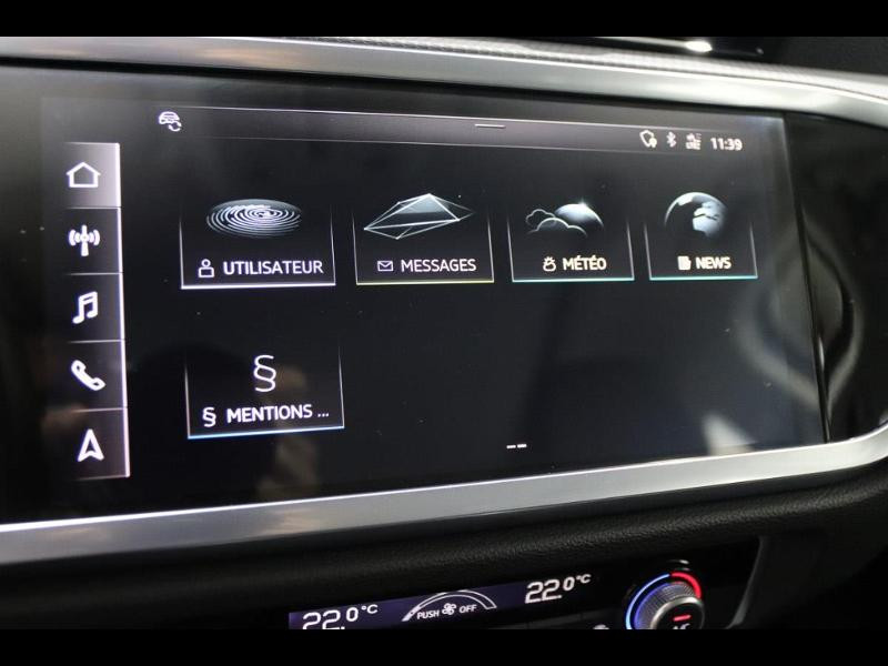 Photo 23 de l'offre de AUDI Q3 35 TFSI 150ch à 35990€ chez Autovia Véhicules Multimarques