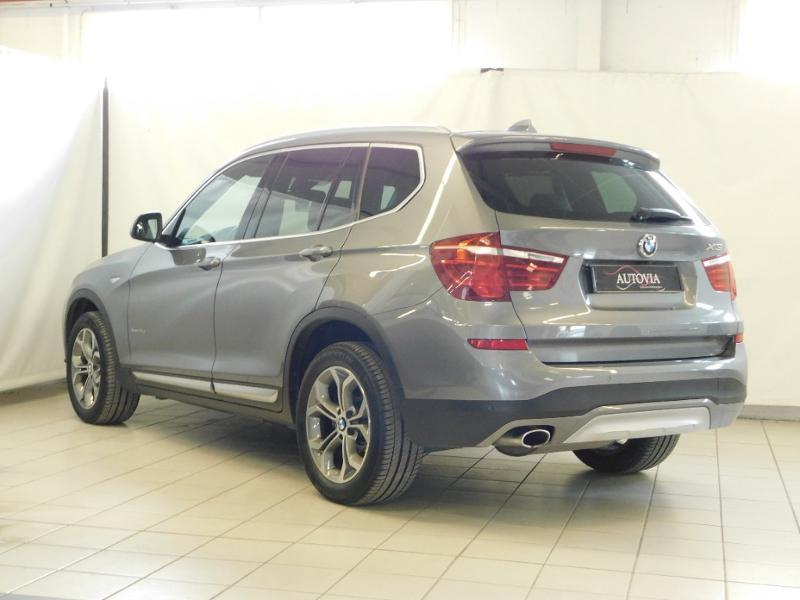 Photo 3 de l'offre de BMW X3 xDrive20dA 190ch xLine à 35990€ chez Autovia Véhicules Multimarques