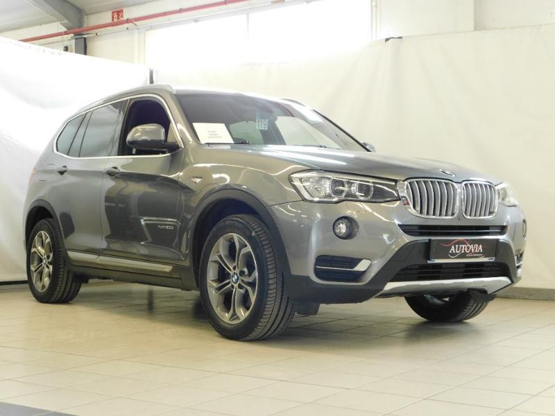 Bmw X3 xDrive20dA 190ch xLine Diesel GRIS F Occasion à vendre