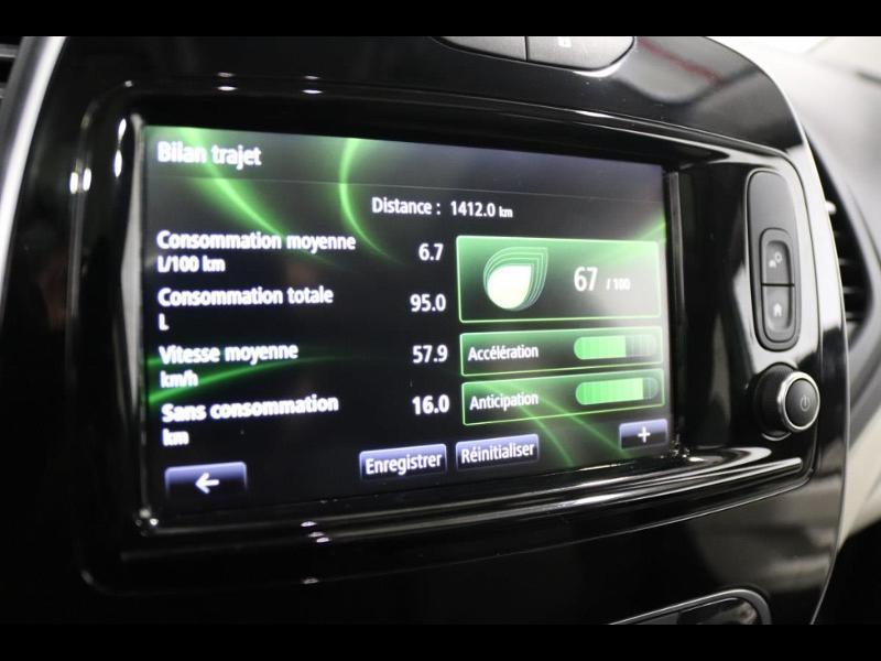 Photo 25 de l'offre de RENAULT Captur 1.2 TCe 120ch energy Intens EDC à 16990€ chez Autovia Véhicules Multimarques