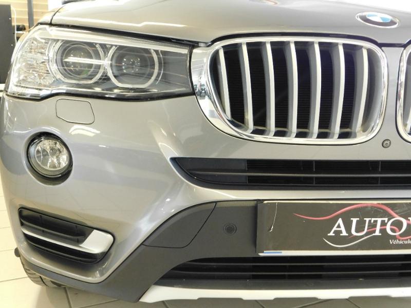 Photo 6 de l'offre de BMW X3 xDrive20dA 190ch xLine à 35990€ chez Autovia Véhicules Multimarques