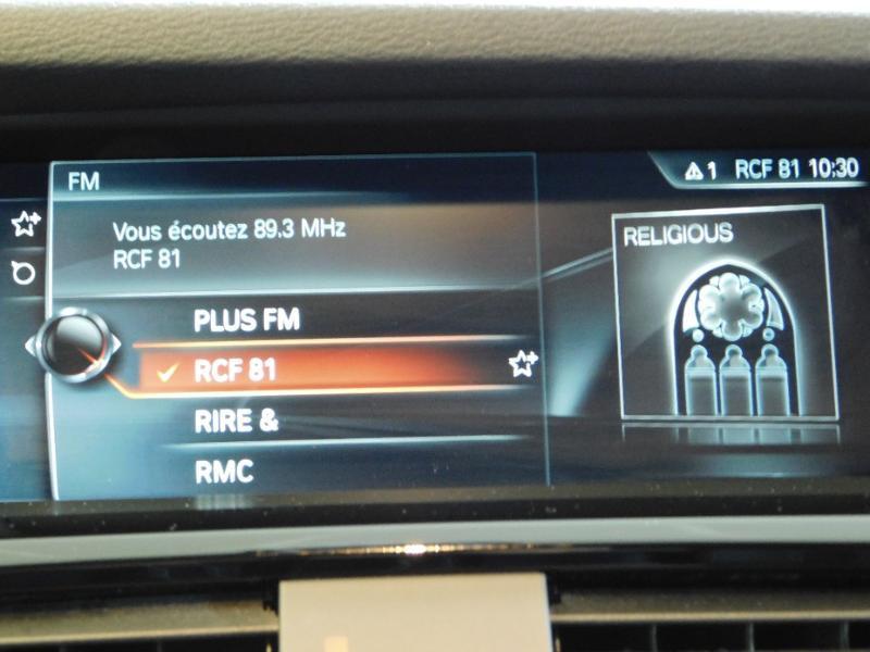 Photo 21 de l'offre de BMW X3 xDrive20dA 190ch xLine à 35990€ chez Autovia Véhicules Multimarques