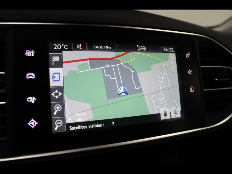 Photo 16 de l'offre de PEUGEOT 308 SW 1.6 e-HDi FAP 115ch Active à 13990€ chez Autovia Véhicules Multimarques