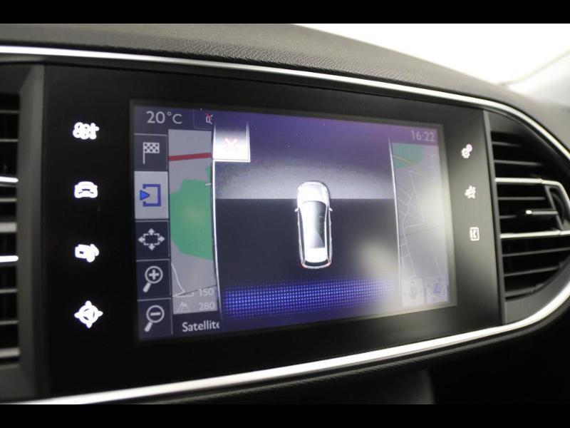 Photo 17 de l'offre de PEUGEOT 308 SW 1.6 e-HDi FAP 115ch Active à 13990€ chez Autovia Véhicules Multimarques