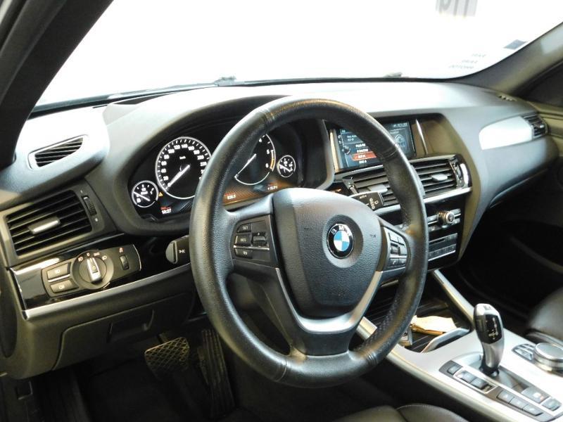 Photo 7 de l'offre de BMW X3 xDrive20dA 190ch xLine à 35990€ chez Autovia Véhicules Multimarques