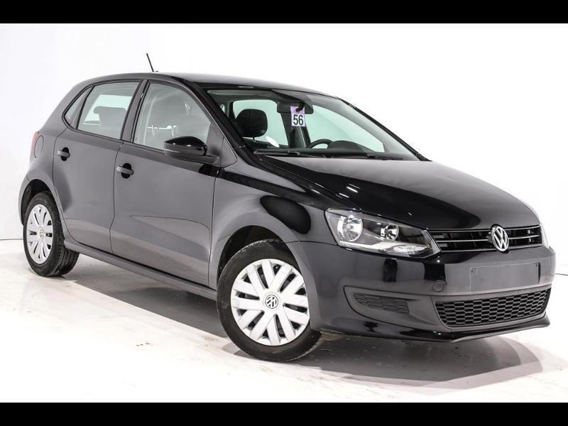 Volkswagen Polo 1.4 TDI 75ch BlueMotion Technology Trendline 5p Diesel noire Occasion à vendre