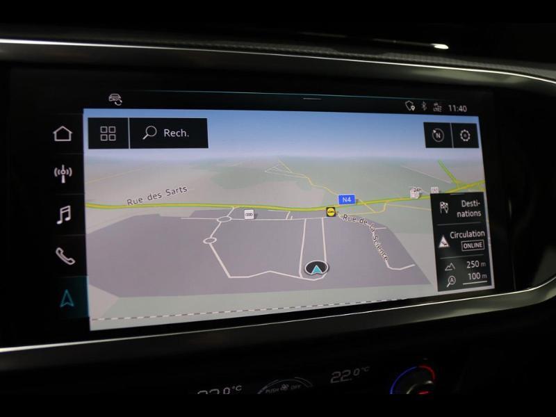 Photo 10 de l'offre de AUDI Q3 35 TFSI 150ch à 35990€ chez Autovia Véhicules Multimarques
