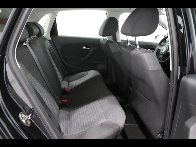 Photo 3 de l'offre de VOLKSWAGEN Polo 1.4 TDI 75ch BlueMotion Technology Trendline 5p à 12990€ chez Autovia Véhicules Multimarques