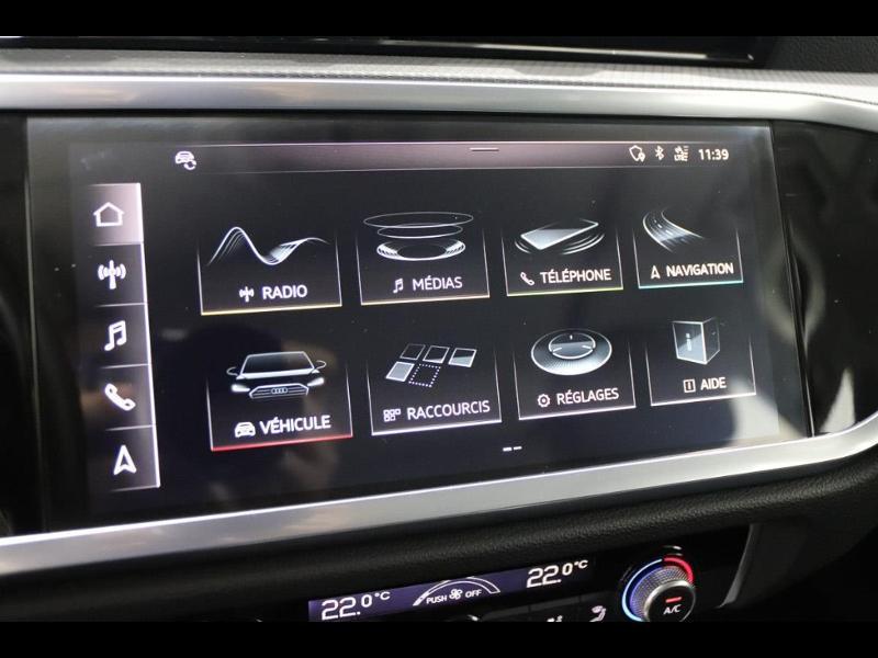 Photo 22 de l'offre de AUDI Q3 35 TFSI 150ch à 35990€ chez Autovia Véhicules Multimarques
