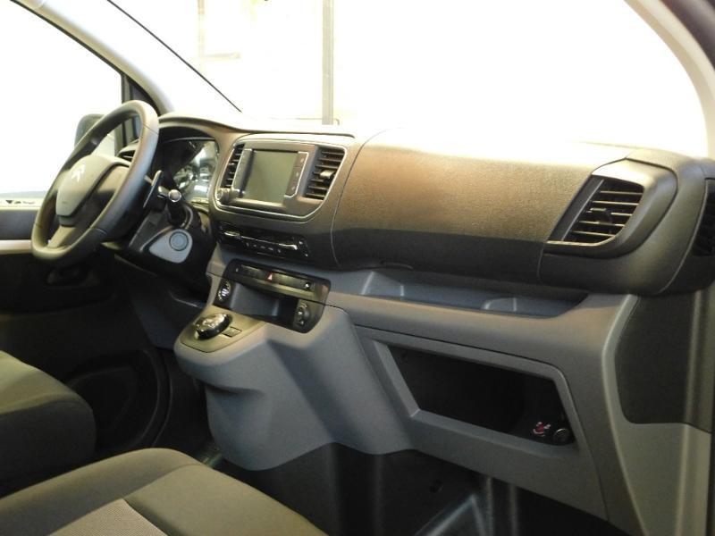 Photo 24 de l'offre de CITROEN Jumpy Fg M 2.0 BlueHDi 180ch S&S Cabine Approfondie Fixe Driver EAT8 à 36990€ chez Autovia Véhicules Multimarques